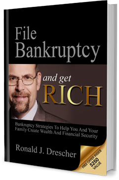 File bankruptcy and get rich