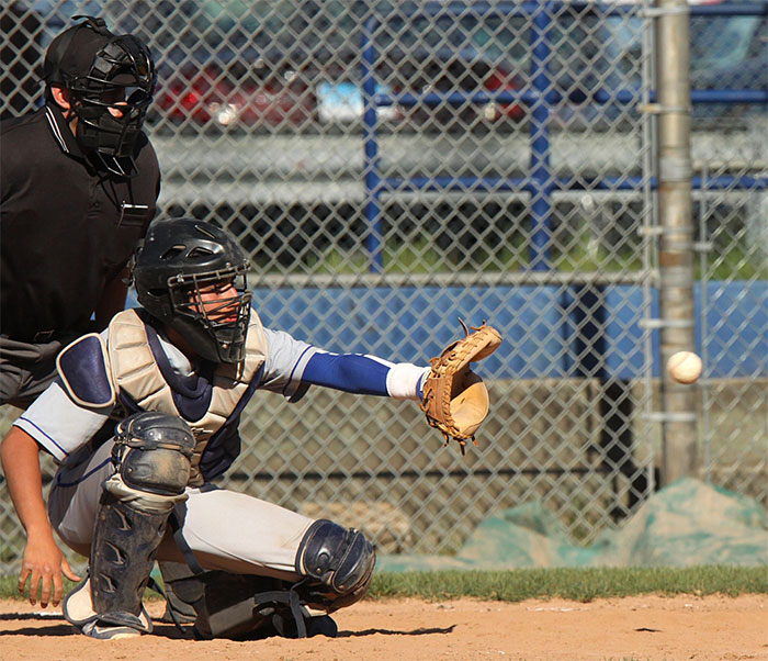 Lessons From Behind The Plate