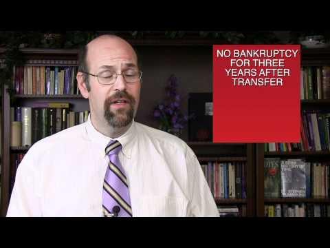 Fraudulent Conveyances Lookback