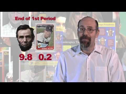 Abraham lincoln Denny Mclain bankruptcy