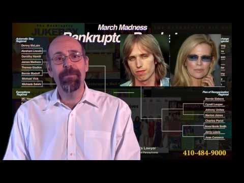 Tom Petty Kim Basinger bankruptcy